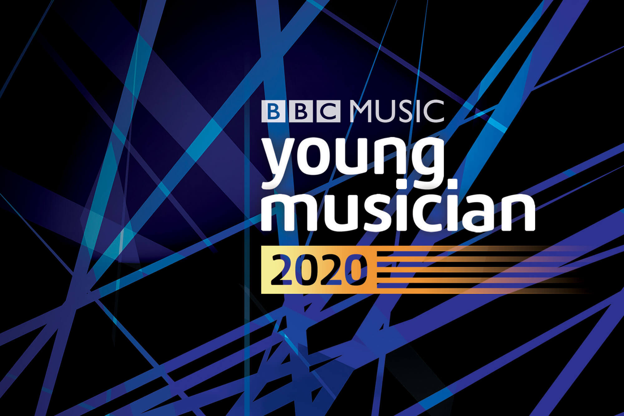 BBC Young Musician 2020 Branding