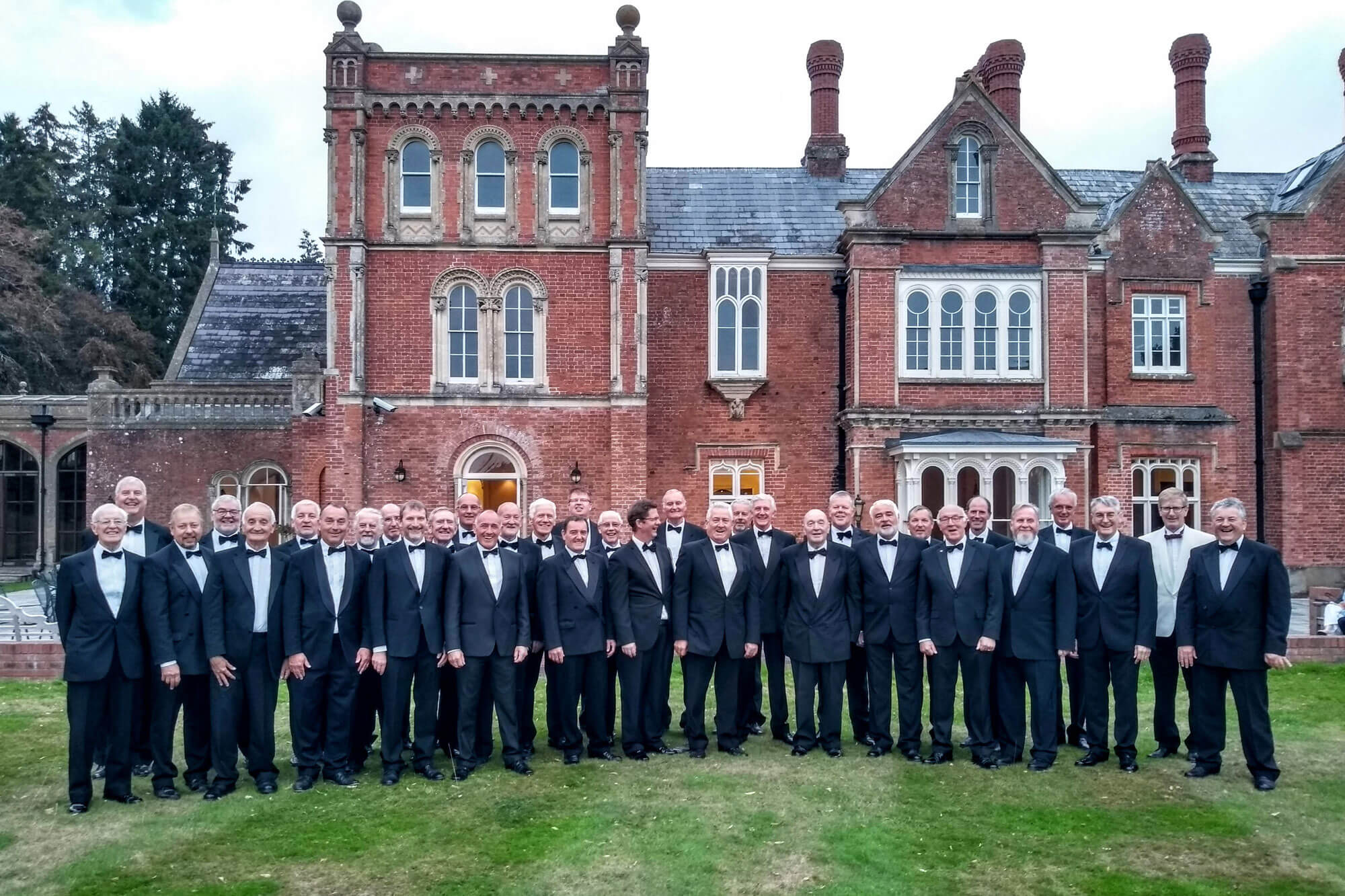 Monmouth Male Voice Choir